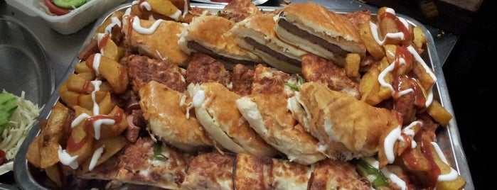 Toranj Fast Food | فست فود ترنج is one of Food in Tehran.