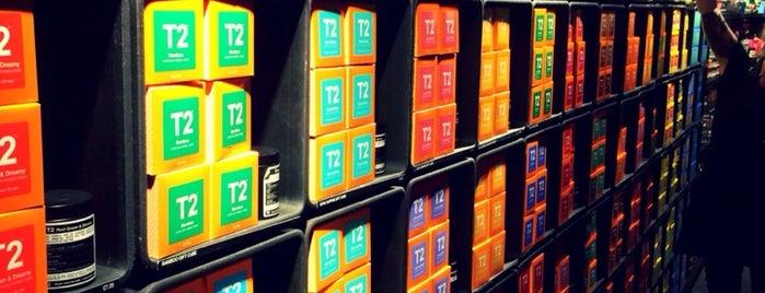 T2 Tea is one of À faire à Londres.