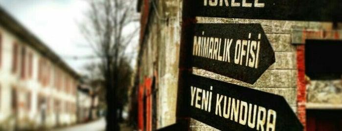 Beykoz Kundura Fabrikası Film Stüdyoları is one of egitim.