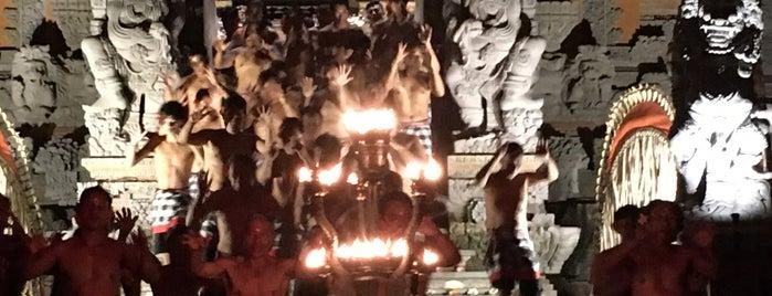 Pura Dalem Ubud is one of Ubud.