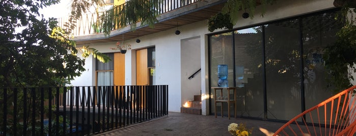Hotel Con Corazon is one of Oaxaca.