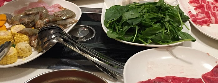 Hometown Hotpot & BBQ is one of Best 200 Spots to Eat in Manhattan.