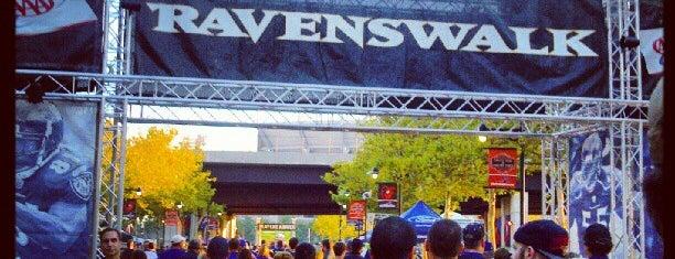 Ravens Walk @ M&T Bank Stadium is one of Angies saved list.