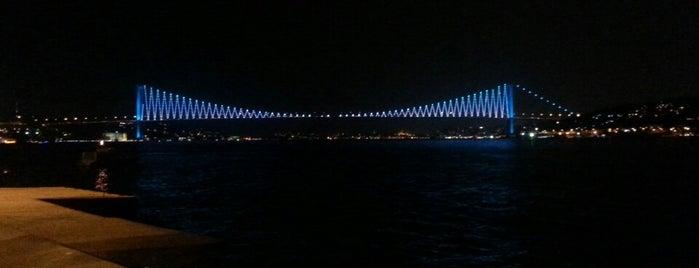 Manzara Çengelköy is one of สถานที่ที่ Buket ถูกใจ.