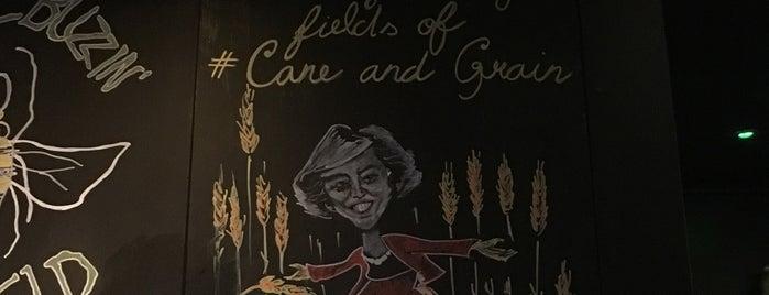 Cane & Grain is one of Lieux qui ont plu à Scott.