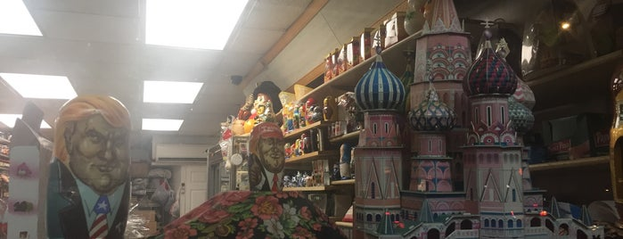 Russian Shoppe Inc is one of New York Cares.