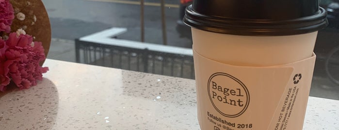 Bagel Point is one of Katherineさんのお気に入りスポット.