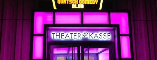 Quatsch Comedy Club is one of art in Berlin.