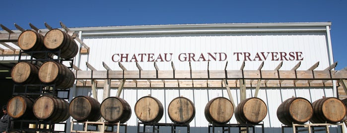 Chateau Grand Traverse is one of Breanna 님이 좋아한 장소.