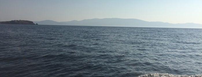 Ege Denizi Açıkları is one of Lugares favoritos de Hulya.