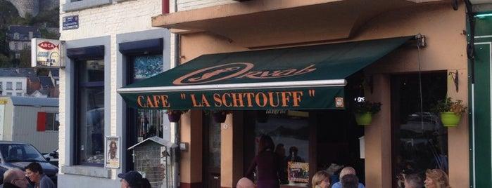 Schtouff is one of Lieux sauvegardés par Julien.