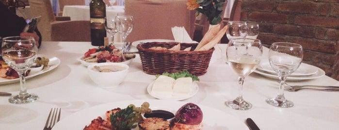 Lopota restaurant is one of Taia'nın Beğendiği Mekanlar.