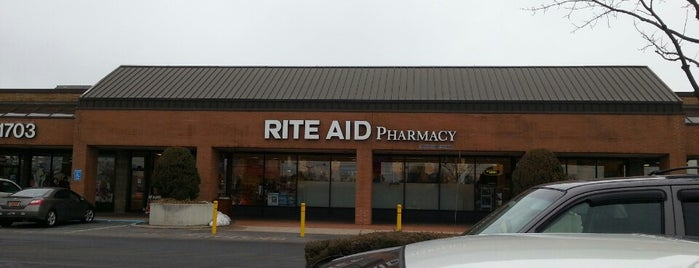 Rite Aid is one of Lugares favoritos de Merissa.