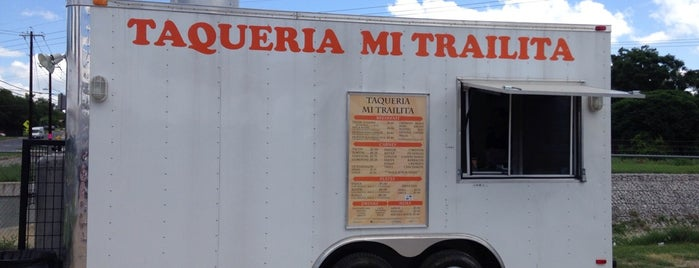 Taqueria Mi Trailita is one of Austin.