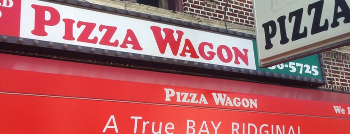 Pizza Wagon is one of To try.