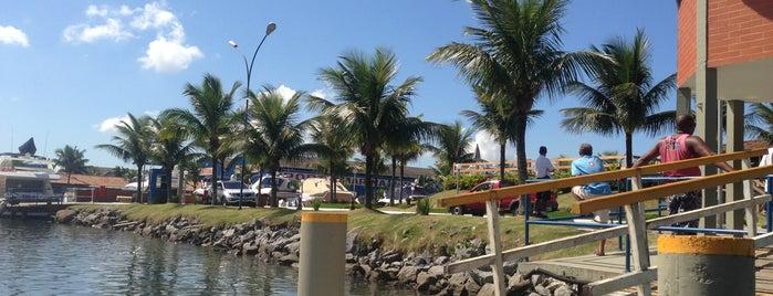 Marina das Astúrias is one of Gespeicherte Orte von Stephi.