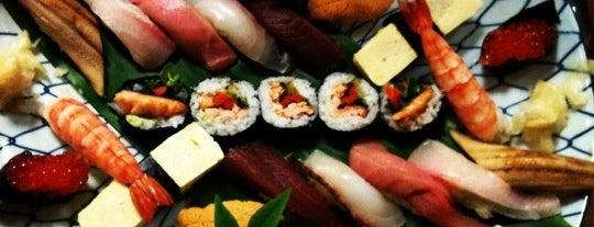 Sushi Shibucho is one of Campuran.