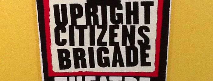Upright Citizens Brigade TourCo is one of NY 2020.