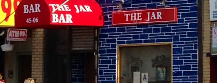 The Jar Bar is one of New York.