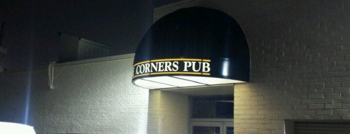 The 4 Corners Pub is one of Gespeicherte Orte von Donna.