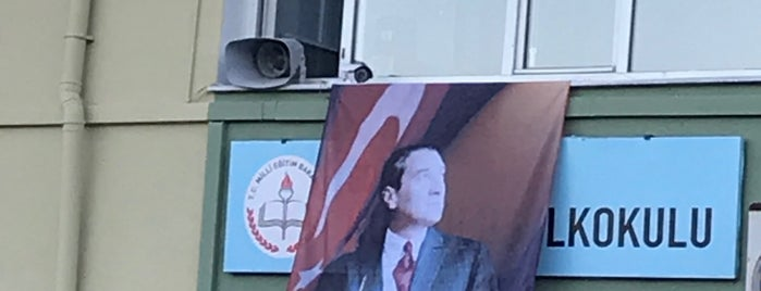 Kurtuluş İlköğretim Okulu is one of Lieux qui ont plu à Nihat.