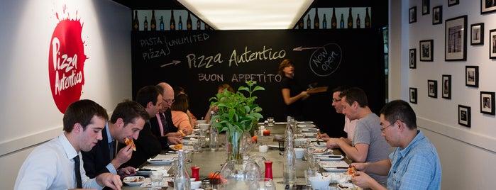 Pizza Autentico is one of Sydney.