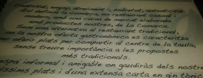 La comarca is one of Restaurants.