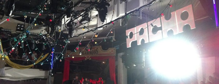 Pacha is one of DJ Mag Top 100 Club (2014).
