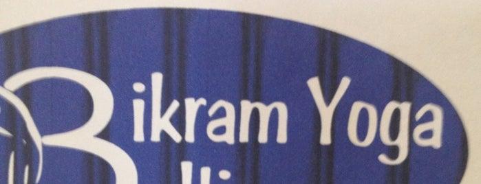 Baltimore Bikram Yoga is one of Orte, die Jessie gefallen.