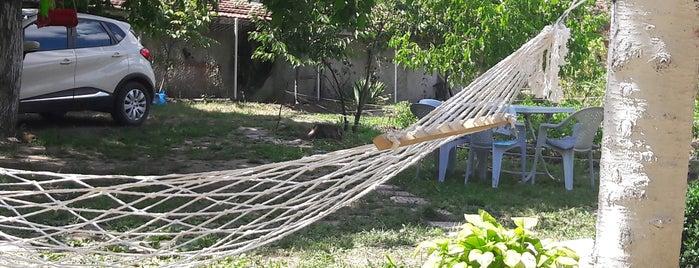 Cemal Babanın Bahçesi is one of Orte, die Ensar gefallen.