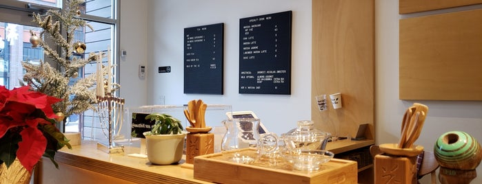 Tea Bar by Easthill is one of Lugares guardados de Mark.