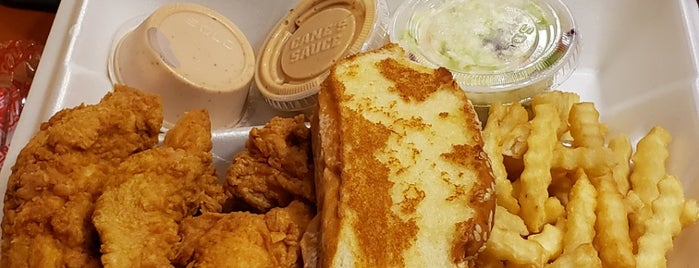 Raising Cane's Chicken Fingers is one of Chicagoland.