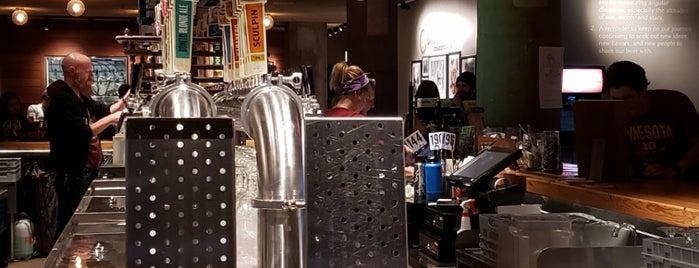 Ballast Point Tasting Room & Kitchen is one of Locais curtidos por Brandon.