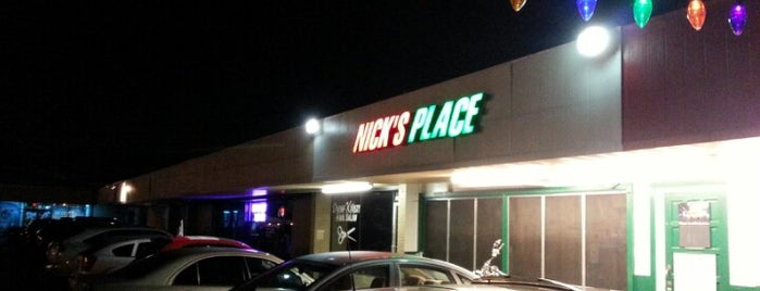 Nick's Place is one of Houston.