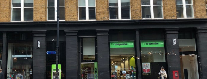 Co-op Food is one of Eating around Old Street.
