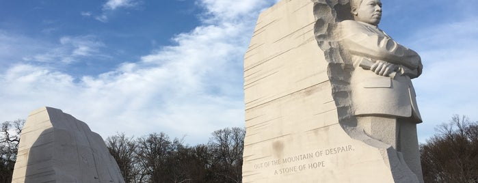 Martin Luther King, Jr. Memorial is one of Washington, DC Wish List.