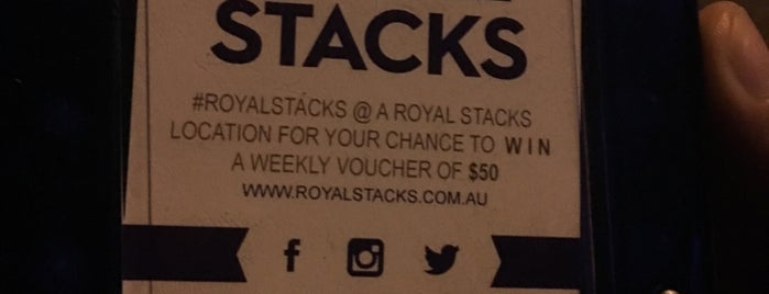 Royal Stacks is one of Ricky'in Beğendiği Mekanlar.