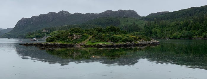 Plockton Shores is one of Highlands.