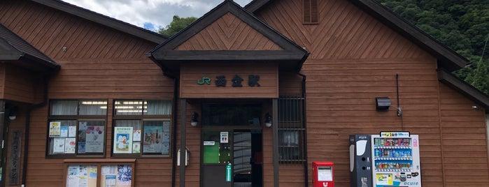 Saigane Station is one of JR 키타칸토지방역 (JR 北関東地方の駅).