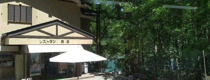 大正池 バス停 is one of Lugares favoritos de 高井.