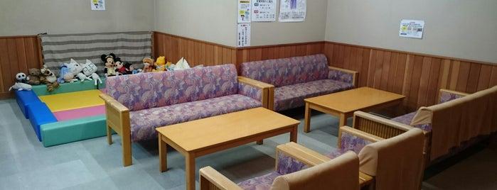 稲荷山温泉 杏泉閣 is one of Hidekiさんの保存済みスポット.