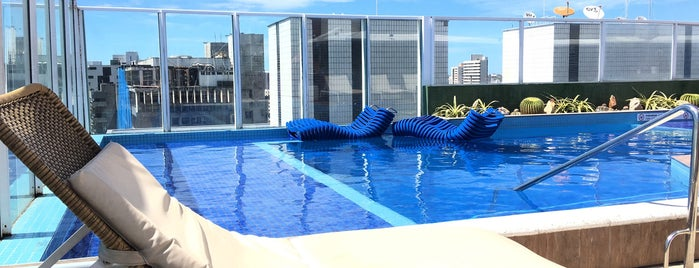 Seara Praia Hotel is one of Locais curtidos por Mil e Uma Viagens.