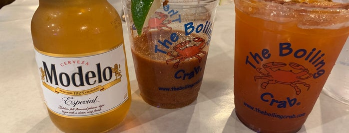 The Boiling Crab is one of Jason 님이 좋아한 장소.