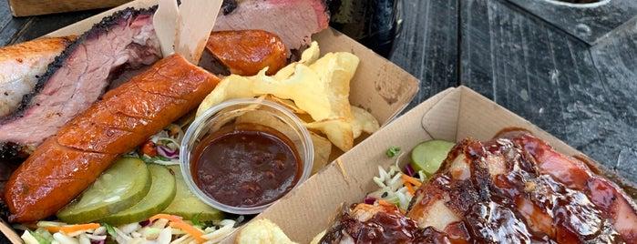 Black Bear BBQ is one of Sydney Dec 18.