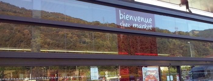 Market is one of Grenoble et alentours.