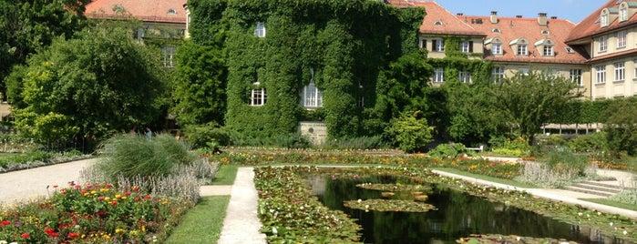 Botanischer Garten is one of Munich - Haidhausen, Max-, Isar- & Ludwigvorstadt.