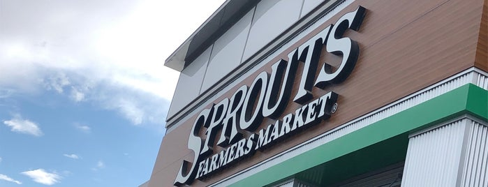 Sprouts Farmers Market is one of Brad eats.