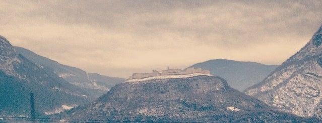Castel Beseno is one of castelli del trentino.