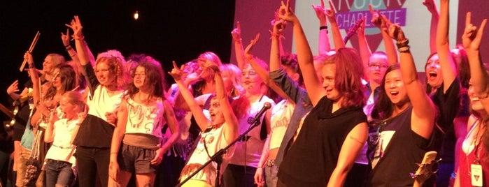 Stage Door Theater is one of Locais curtidos por Maarten.