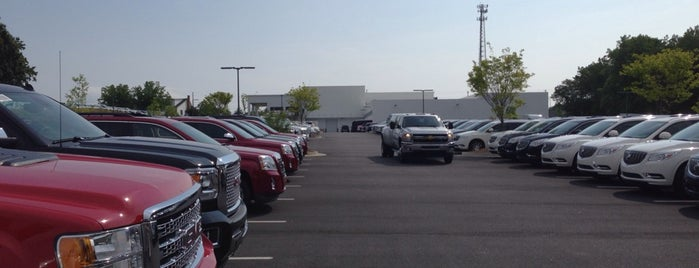 Jim Ellis Buick GMC Mall of Georgia is one of Craigさんのお気に入りスポット.